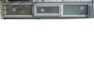 Окно пластиковое 2640х450 24 с/п Alpenprof