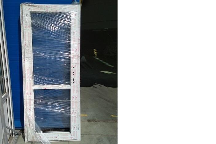 Дверь пластиковая 1944х722 без с/п Artec