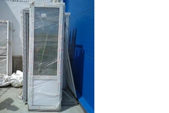Дверь пластиковая 700х2200 32 с/п Artec
