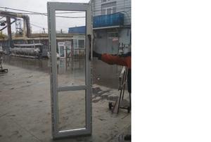 Дверь пластиковая 2120х680 32 с/п Rehau