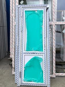 Дверь Алюминиевая Маятниковая 800*2100 -2шт